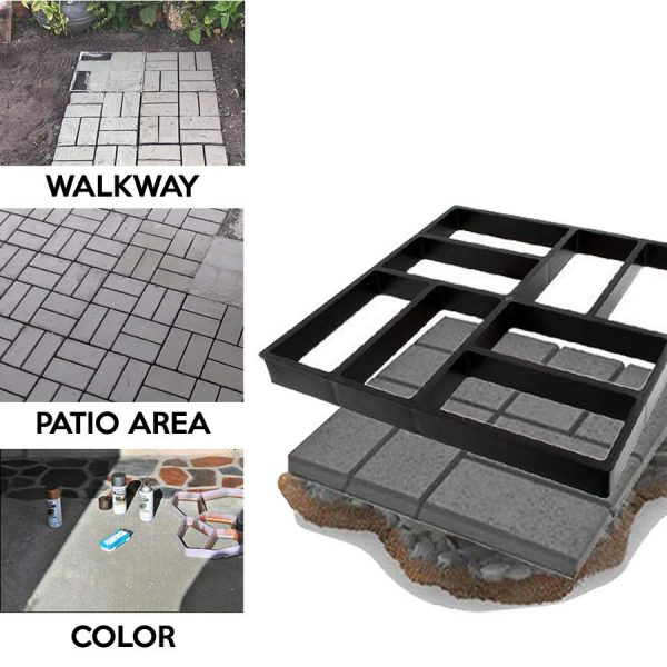 diy paver mold