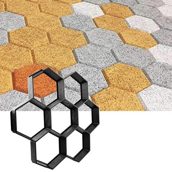 where to buy hexagonal paving stone mold