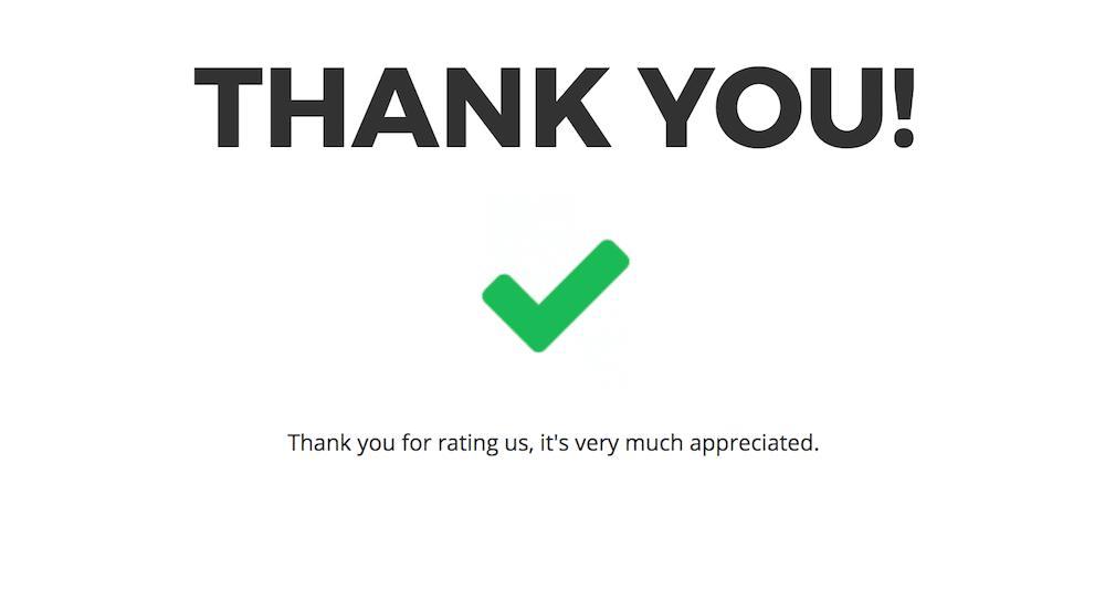 thank you image